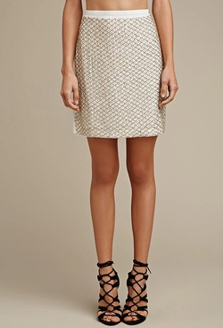 Forever 21 - Raga Beaded Sequins Skirt