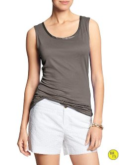 Banana Republic - Factory Stretch Tank