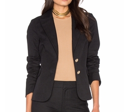Derek Lam 10 Crosby - Patch Pocket Blazer