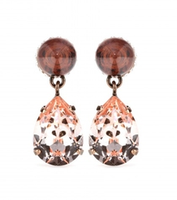 Givenchy  - Embellished Earrings
