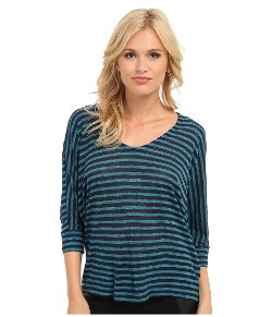 Splendid Jonesboro  - Stripe Dolman Top