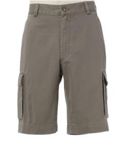 Jos.A.Bank -  Take It Easy Cargo Plain Front Shorts