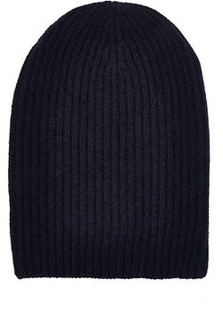 Barneys New York - English Rib-Knit Beanie