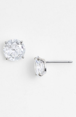 Nadri  - Cubic Zirconia Stud Earrings