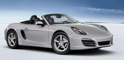 Porsche - Boxster Sports Car