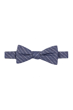 Ben Sherman - Striped Donegal Bow Tie