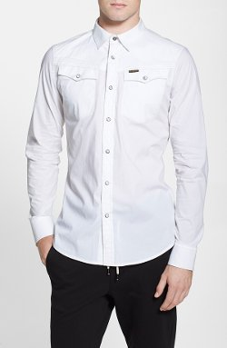 G-Star Raw - Extra Trim Fit Western Shirt