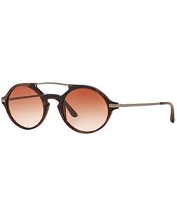 Giorgio Armani - Round Sunglasses