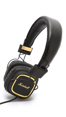 Marshall  - Major 50 FX Headphones