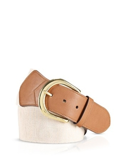 Lauren Ralph Lauren - Stretch Wide Belt