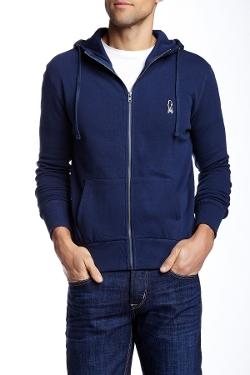 Plain Jane Homme  - Logo Hoodie Jacket