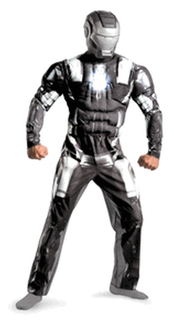 Trend Times - Iron Man War Machine Adult