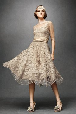 BHLDN - Tulle Era Dress