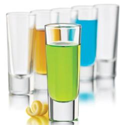 Libbey - Set Of 12 Shot Glasses