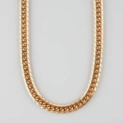 The Gold Gods  - Cuban Link Chain Necklace