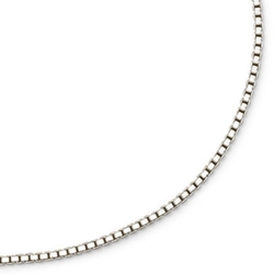 JCPenny -  Large Box Chain Necklace