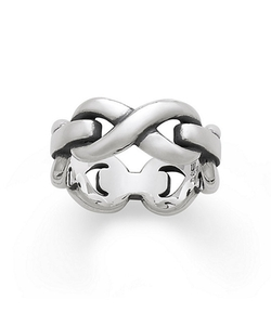 James Avery - Infinity Band Ring