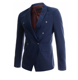 CXX - Double Breasted Suit Western Style Jacket