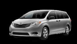 Toyota - Sienna Van