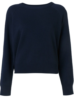 T By Alexander Wang   - Crew Neck Jumper