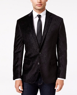 Ryan Seacrest Distinction - Paisley Evening Jacket