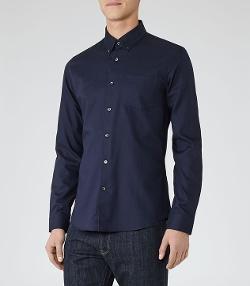 Ascot  - Button-Down Oxford Shirt