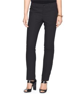 Lauren Ralph Lauren - Crepe Skinny Pants