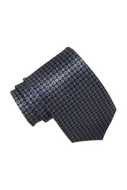 Alfa Perry - Printed Silk Neck Tie