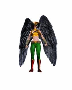 DC Comics - Hawkgirl Action Figure