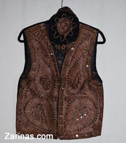 Zarinas - Asnavy Mirrored Vest