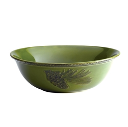 Paula Deen  - Southern Pine Round Serving Bowl
