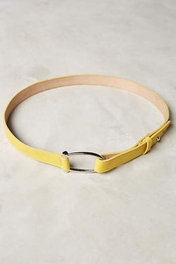 Brave Leather - Dressage Skinny Belt