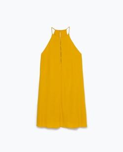 Zara - Flounce Dress