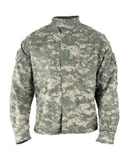 USA Military - ACU Coat Digital Camo Shirt