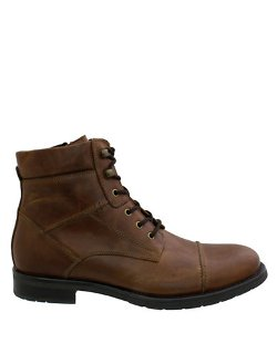 GBX - Barstock Leather Ankle Boots