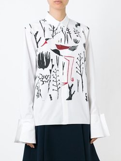 Marni - Bird Print Shirt