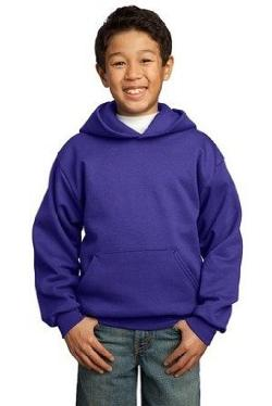 Port and Company  - Youth Pullover Hooded Sweatshirt