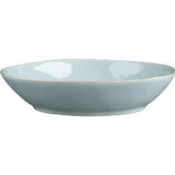 Crate And Barrel - Marin Blue Pasta-Low Bowl