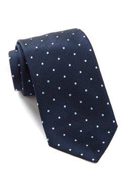 Hugo Boss - Polka Dot Silk Tie