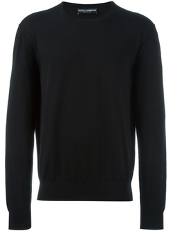 Dolce & Gabbana - Fine Knit Sweater