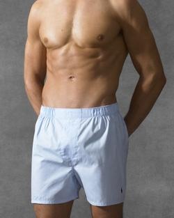 Ralph Lauren - Solid Boxer Shorts