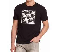 Mostly Heard Rarely Seen - Maze Lego Cotton T-Shirt