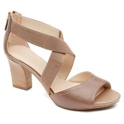 Rockport  - Seven Cross Strap Sandals
