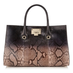 Jimmy Choo - Riley Degrade Python Tote Bag