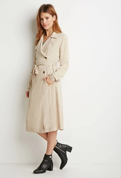 Forever21 - Classic Trench Coat