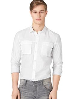 Calvin Klein Jeans - Military Woven Sportshirt