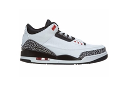 Nike - Air Jordan III Retro Infrared 23 Baskeball Shoes
