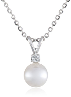 Tara Pearls - Akoya Pearl Pendant Necklace