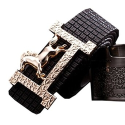 Buy-Box - Knurling Webbing Waist Belt
