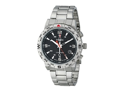 Timex - Adventure Series Compass Stainless Steel Watch